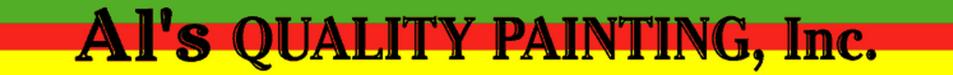 Al's Quality Painting - Logo