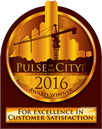 Al's Quality Painting - Pulse of the City Award